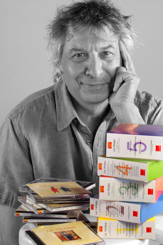 Gérard Zuchetto, auteur et musicien troubadours