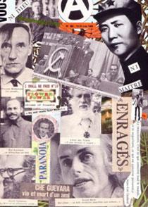 Sixties railleurs, collage de Léon Cobra